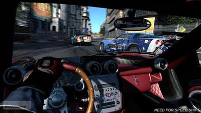 Need For Speed Shift apžvalga