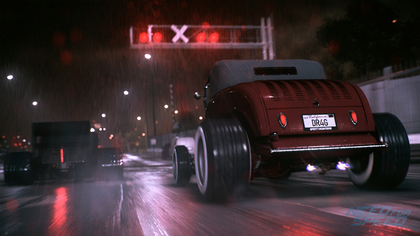Hot Rods in Need for Speed