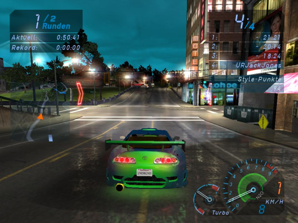 Need For Speed Underground Trackpack Marketstreet_tag