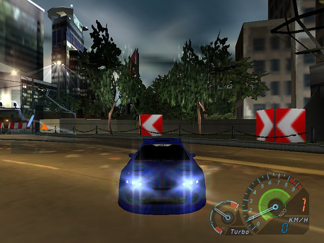 Need For Speed Underground Trackpack Olympicsquare_day