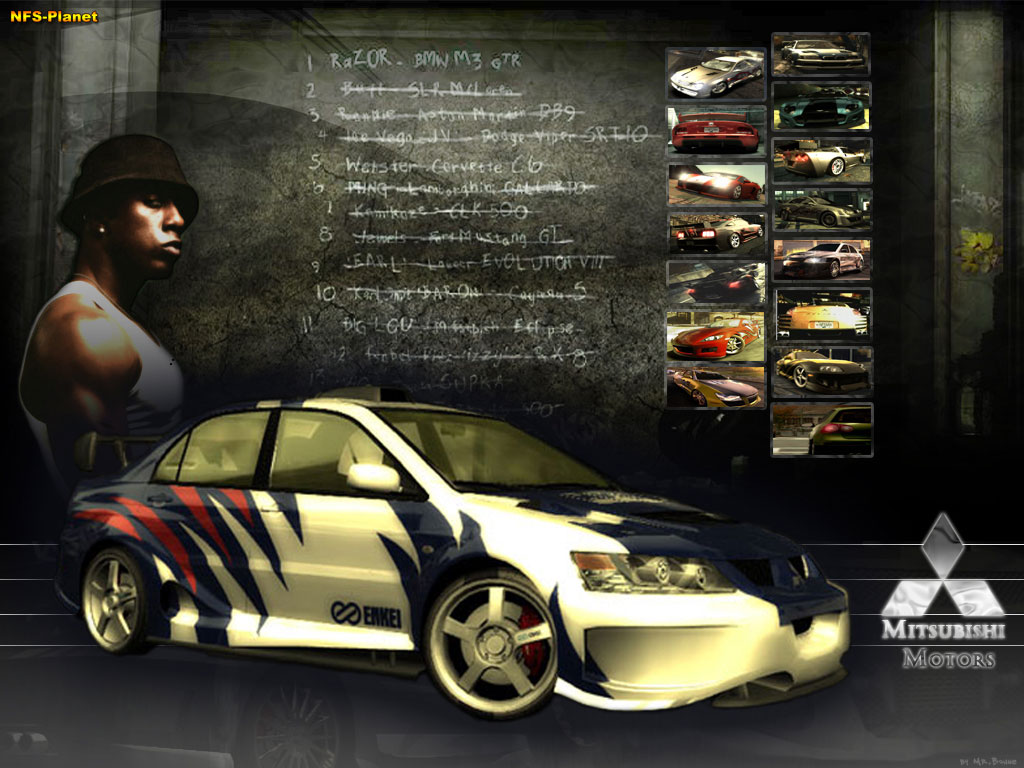 Nfs Most Wanted Black Edition Wallpaper | www.imgkid.com ...