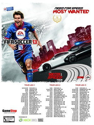 Soccer and Speed Tour