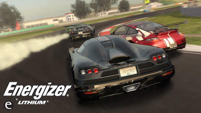 NFS PS: Energizer Lithium Race Day