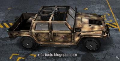 NFS ProStreet: URO-Mod pronta!