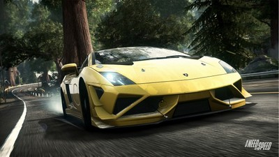 NFS Rivals: Lamborghini Pack