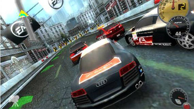 Disponibile NFS Shift per iPhone e iPod Touch!