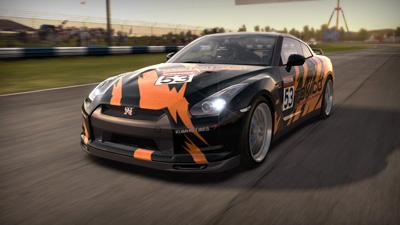 NFS Shift: Nissan GT-R SpecV