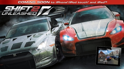 Shift 2 Unleashed: Versione Mobile in Agosto!