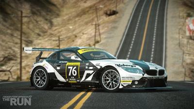 Team NFS BMW Z4 GT3