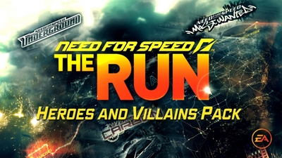 NFS The Run: Heroes and Villains su Xbox 360
