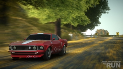 Old Spice Ford Mustang Boss 302