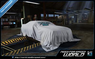 NFS World: Nuova auto per il 2° anniversario?
