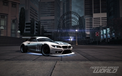 NFS World: BMW Z4 GT3 Easter Edition & Customization Contest