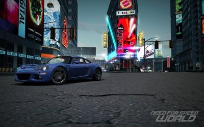 NFS World: Lotus Europa S