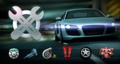 NFS World: Performance Customization