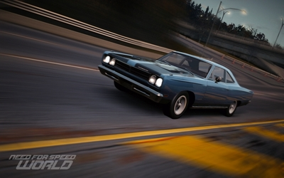 NFS World: Plymouth Road Runner