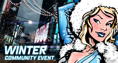NFS World: 'Home for the Holidays' Winter Community Event sta per finire!