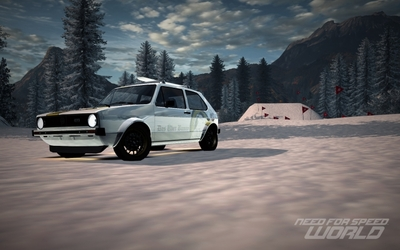 Winter Wonderland in NFS World