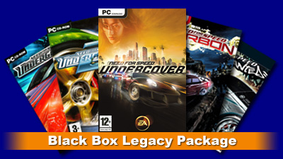 NFS EA Black Box Legacy Package