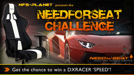 NFS-Planet NEEDforSEAT Challenge