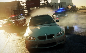 Annunciato ufficialmente Need for Speed Most Wanted!