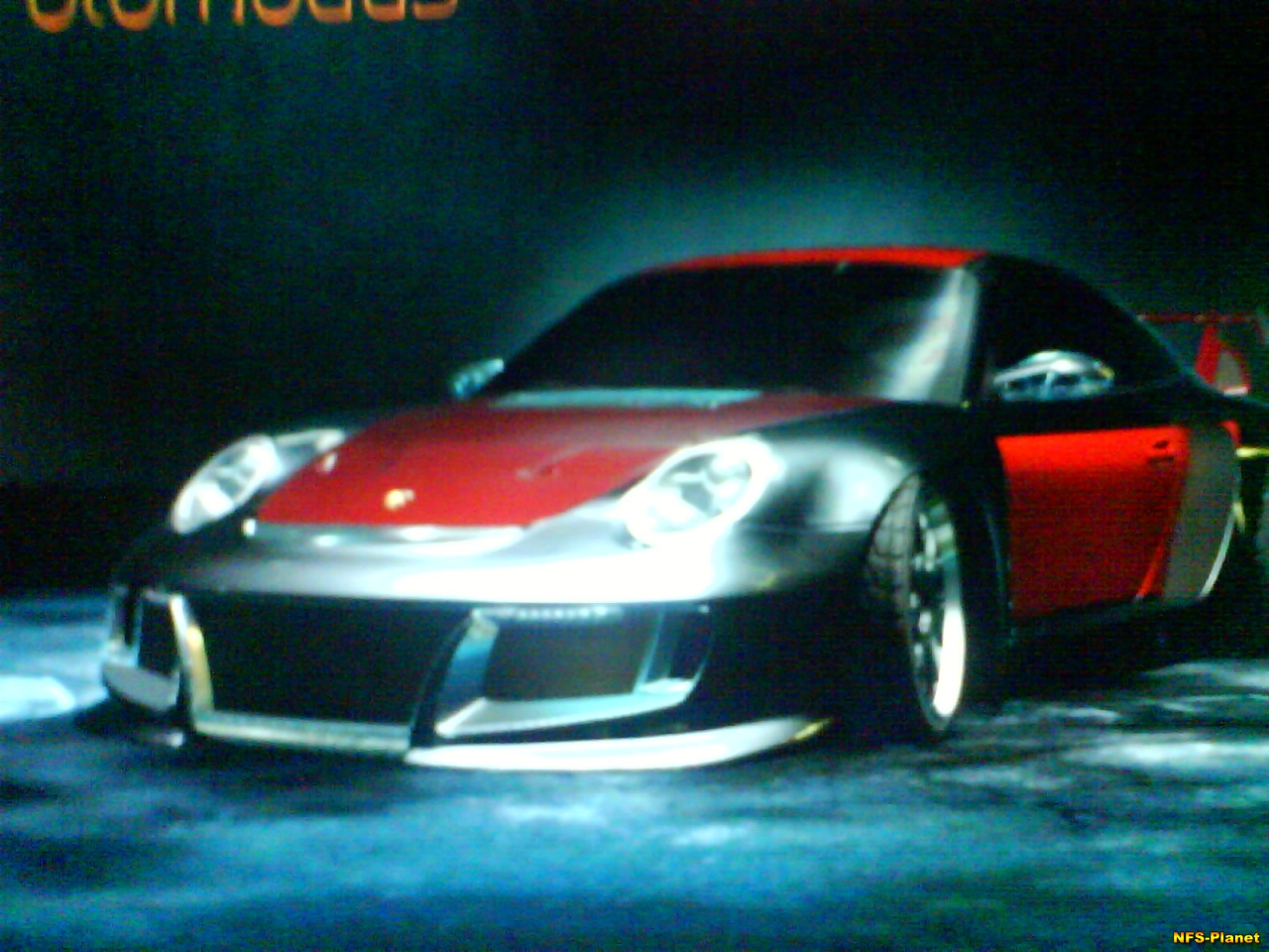 porsche 911 gt2 need for speed undercover need for speed. Black Bedroom Furniture Sets. Home Design Ideas